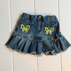 The Children's Place Jean Skirt